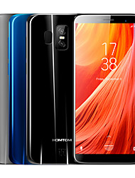 cheap -HOMTOM S7 5.5 inch 4G Smartphone ( 3GB + 32GB 2 MP 13 MP MediaTek MT6737T 2900 mAh )