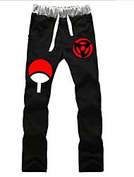 preiswerte -Inspiriert von Naruto Hokage Anime Cosplay Kostüme Cosplay Tops / Bottoms Solide Hosen Für Unisex