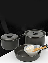 cheap -Ceramic Stoneware Flat Pan Multi-purpose Pot, 16.7*3.9/16.6*8.9/13.6*6.8