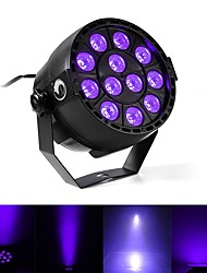 cheap -U'King LED Stage Light / Spot Light DMX 512 Master-Slave Sound-Activated Remote Control 12 for Club Party Outdoor Professional High
