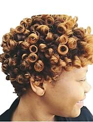 cheap -Kenzie Curl Bouncy Curl African Braids New Arrival Synthetic Hair 1pack Pre-loop Crochet Braids Hair Braid 20