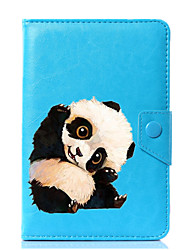 cheap -Universal Panda PU Leather Stand Cover Case For 7 Inch 8 Inch 9 Inch 10 Inch Tablet PC