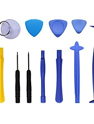 cheap -11pcs/lot Plastic Spudger Pry Opening Tool Mobile Phone Repair Tools Kit For iPhone Samsung Hand Tools Set
