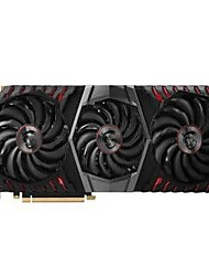 economico -MSI Video Graphics Card GTX1080Ti 1683  / 1569 11GB/352 bit GDDR5X