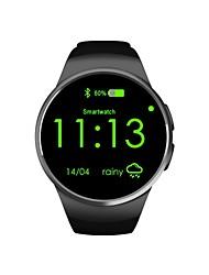 economico -Intelligente Guarda iOS / Android Calorie bruciate / Contapassi / Schermo touch Pedometro / Monitoraggio del sonno / Trova il mio / 64MB