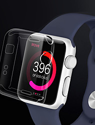 voordelige -hoesje Voor Apple Watch 38mm Apple Watch Series 3 / 2 / 1 TPU Apple