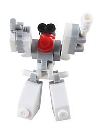 abordables -Robot Blocs de Construction 22 pcs Soulagement de stress et l'anxiété Interaction parent-enfant Jouets de décompression Nouveauté Enfant
