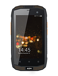abordables -AGM A2 4 pulgada Smartphone 4G ( 2GB + 16GB 8 MP Quad Core 2600 )