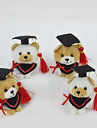 preiswerte -Plüschtiere Spielzeuge Tiere Bär Zeichentrick Tier Tiere Für Gute-Nacht-Geschichten Tiere Karikatur Spielzeug Panda Dekorativ Teddybär