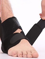 cheap -Ankle Support Ankle Sleeve Ankle Brace for Hiking Climbing Bike Gym Running Unisex Damping Impact resistant Impact Resistant Adjustable