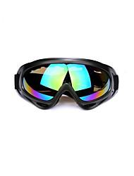 Недорогие -2017 защитные очки для мотоциклов наружные спортивные ветрозащитные пылезащитные очки для глаз лыжные сноуборды защитные очки для