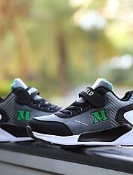 Para Meninos sapatos Courino Inverno Conforto Tênis para Casual Branco Azul Escuro Verde