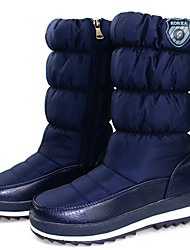 baratos -Mulheres Botas de Neve Botas de inverno Tecido Esqui Exercicio Exterior Esportes de Neve Esportes de Inverno Vestível Esportes de Inverno