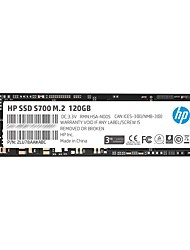 cheap -HP SSD S700 M.2 2280 120GB SATA III 3D TLC NAND Internal Solid State Drive