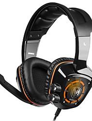 abordables -somic g910 e-sports juego de auriculares tomar la respiración led efecto de la lámpara de inteligencia puede ajustar la vibración