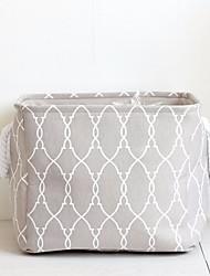 Недорогие -Нейлоновое волокно Прямоугольник Многофункциональный Главная организация, 1шт Мешки для хранения