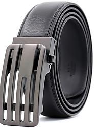 cheap -Men's Party Work Casual Waist Belt - Striped, Modern Style Stylish