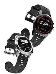 cheap -Smartwatch H1 for Time Display / Multi-function / WiFi Sleep Tracker / Sedentary Reminder / Alarm Clock / Chronograph / WCDMA (850/2100MHz) / 4GB / Heart Rate Sensor / MTK6572