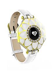 abordables -Montre Smart Watch Montre Multifonctionnelle Calories brulées Pédomètres Enregistrement de l'activité Contrôle de l'APP Capteur de