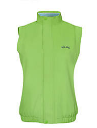 cheap -Women's Golf Vest/Gilet Quick Dry Windproof Wearable Breathability Golf Outdoor Exercise