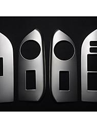 economico -interruttori per alzacristalli elettrici per auto diy interni per toyota 2010 2011 2012 2013 2014 2015 2016 2017 land cruiser prado metal
