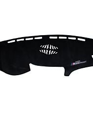 Недорогие -автомобильный Маска для приборной панели Коврики на приборную панель Назначение BMW 2011 2012 2013 2014 2015 2016 X3 Х4