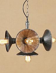 Недорогие -5-Light Подвесные лампы Рассеянное освещение 110-120Вольт / 220-240Вольт Лампочки не включены / 10-15㎡ / VDE / E26 / E27