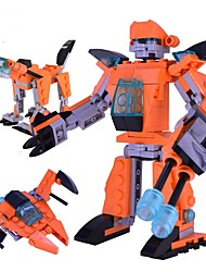 cheap -Robot / Building Blocks Classic / New Design Classic Theme Transformable Anime / Classic & Timeless Gift
