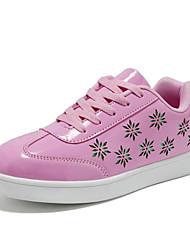 economico -Da ragazzo Da ragazza Scarpe Vernice Primavera Autunno Comoda Sneakers per Casual Oro Bianco Nero Argento Rosa