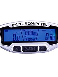 abordables -SD-558A Ordenador de Bicicleta Impermeable Portátil Ciclismo Ciclismo