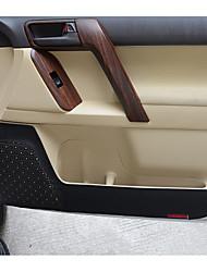 cheap -Automotive Door Protective Mat Car Interior Mats For Toyota 2010 2011 2012 2013 2014 2015 2016 Prado