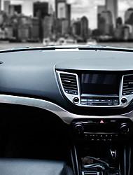 Недорогие -автомобильный центр стека охватывает DIY автомобильных интерьеров для Hyundai 2015 новый тусон металл