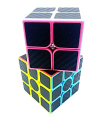 cheap -Rubik's Cube Magic Board 3*3*3 2*2*2 Smooth Speed Cube Magic Cube Puzzle Cube Matte Sticker Sports Square Gift