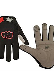 cheap -Sports Gloves Touch Gloves Bike Gloves / Cycling Gloves Sports Gloves Wearable Breathable Anti-Shock Skidproof Full-finger Gloves Touch