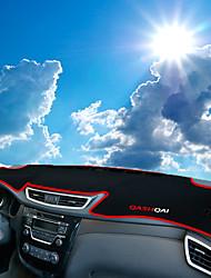baratos -Automotivo Tapete de painel Tapetes Para Carros Para Nissan 2016 2017 Qashqai