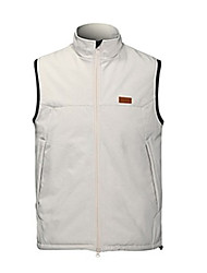 abordables -Hombre Golf Chalecos Resistente al Viento Resistente a la lluvia Listo para vestir Transpirabilidad Golf Ejercicio al Aire Libre