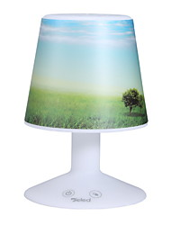 cheap -Modern/Contemporary Eye Protection Table Lamp For 220V White Black Red Green