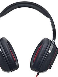Недорогие -EDIFIER H850 Головная повязка Проводное Наушники динамический пластик Игры наушник HIFI С регулятором громкости С микрофоном наушники