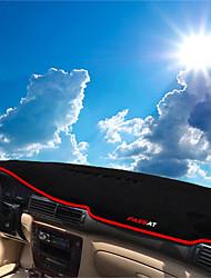 Недорогие -автомобильный Маска для приборной панели Коврики на приборную панель Назначение Volkswagen Все года Passat