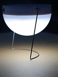 preiswerte -1pc 3W LED Solarleuchten Wasserfest Dekorativ Lichtsteuerung Außenbeleuchtung Kühlweiß <5V