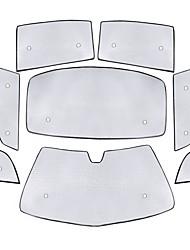 abordables -pare-soleil de voiture automobile&visières visières de voiture pour mercedes-benz toutes les années c classe c200l e300l aluminium