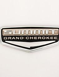 Недорогие -автомобильная эмблема автомобиля автомобильная хвостовая отметка diy summit / 5.0 для джипа общего назначения