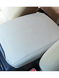 cheap -Automotive Front Armrest Protective Cover DIY Car Interiors For Toyota 2010 2011 2012 2013 2014 2015 2016 2017 Land Cruiser Leather