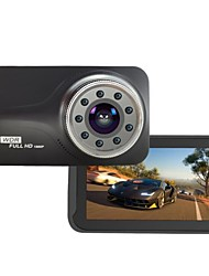 cheap -T639 848 x 480 / 1280 x 720 / 1920 x 1080 Car DVR 170 Degree Wide Angle 3 inch Dash Cam with Night Vision / G-Sensor / Loop recording Car