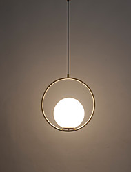 cheap -Modern/Contemporary Eye Protection Pendant Light Ambient Light For Bedroom Study Room/Office 110-120V 220-240V Bulb Not Included