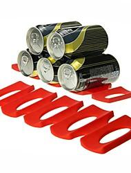 Недорогие -Винные стеллажи силикагель, Вино Аксессуары Высокое качество творческийforBarware 15*9.5*3 0.075