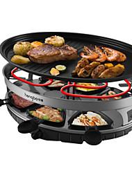 abordables -Cocotte minute Multifonction Inox Japonais Cuisinières thermiques 220V Appareil de cuisine