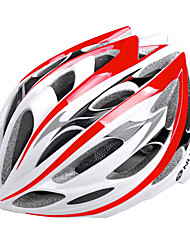 cheap -Nuckily Adults Bike Helmet 30 Vents Impact Resistant, Light Weight, Adjustable Fit EPS, PC Sports Road Cycling / Recreational Cycling / Cycling / Bike - Black / White / Yellow / Black / Blue / White