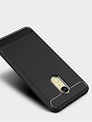 cheap -Case For Xiaomi Redmi 5 Redmi 5 Plus Frosted Back Cover Solid Color Soft TPU for Xiaomi Redmi Note 5A Xiaomi Redmi Note 4X Xiaomi Redmi