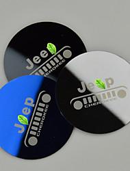 abordables -Automotor Cubiertas para Panal de la Copa (Frontales) Interiores personalizados para coche Para Jeep Todos los Años Cherokee